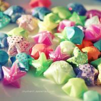 Pretty stars are pretty by ntpdang