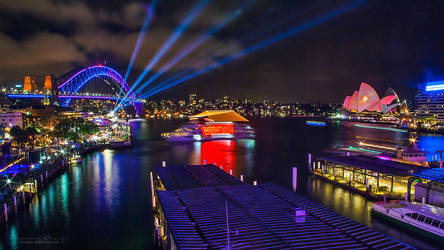 Vivid Sydney 2017 by ntpdang