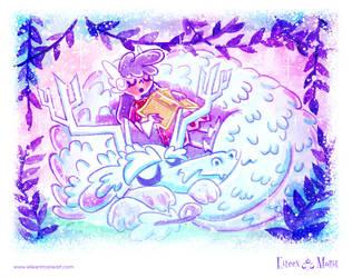 Storybook Dreams by eileenmarieart