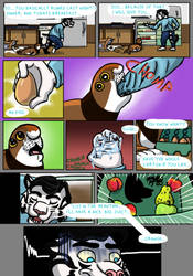 The Ballad of Billy: Chapter 1: Page 12. by RickWhitetiger