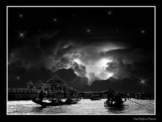 One Night in Venice by RevolverEcho