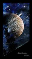 Three Comets by RevolverEcho