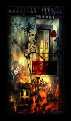 House of Autumn by RevolverEcho