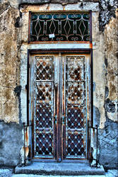 Door by agzamoth