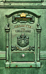 Postbox by agzamoth