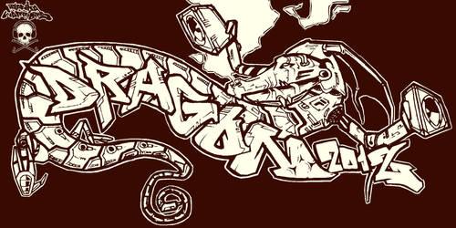 dragon 2012 palanka warriors by FISTONE