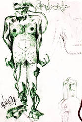 sketch by FISTONE