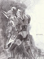 :Halo: Mother III by Anjian