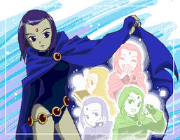 We're Raven by MakiHosaku