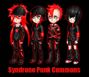 Syndrone Punk Commons by veriitus