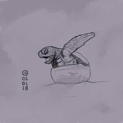 Turtle3C by artloadernet