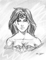 Wonderwoman10min by Mark-Clark-II