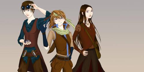 Belle Sisters by TorahSylphwind