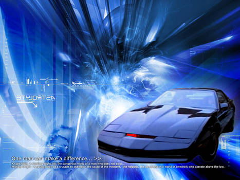 Knight Rider by Maticomp