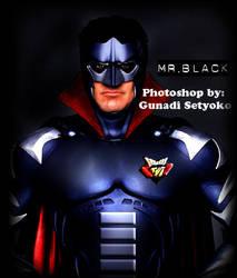 Mr. Black - Mister Blek by naydebob