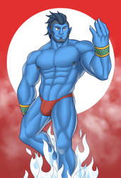 [BARA GUYS] JINN by rhimes1999