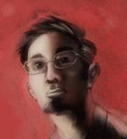 Self portrait by EvilPNMI