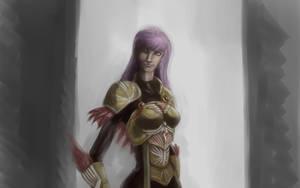 Guild Wars 2 fanart : Lestaelle by EvilPNMI