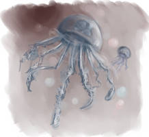 Training - speed - Ethereal Jellyfish by EvilPNMI