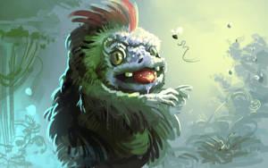Hangout session / Bulbasaur gone wrong by EvilPNMI