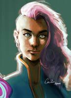 Speed - Lanaelle by EvilPNMI