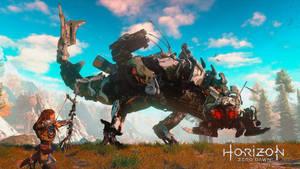 HORIZON : ZERO DAWN E3 by Remsiflowk