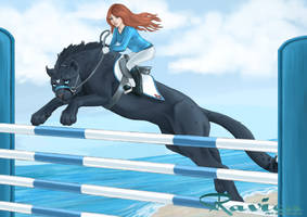 Grand Annual Event - Showjumping by Ravica