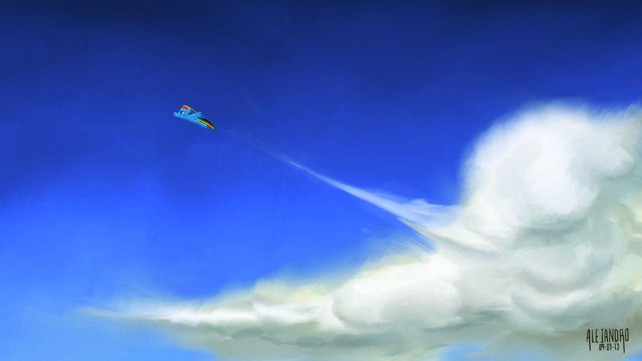 Flying High by VSabbath