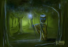 Wood Wizard by VSabbath