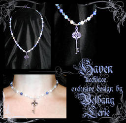 Haven necklace by redLillith