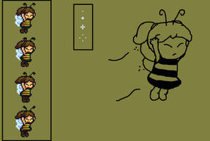 Flyin' Bug (Sheet) by Kapus49