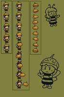 Bug - Acorn Cap by Kapus49