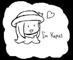 Deviant ID ~ I'm Kapus by Kapus49