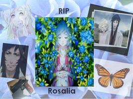 RIP Rosalia- Trauma Team by BloodRedVampress