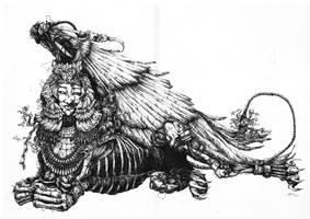 Sphinx by gryf87