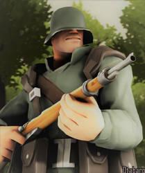Rifleman by OtabaroCZ