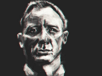 Daniel Craig by sent-off