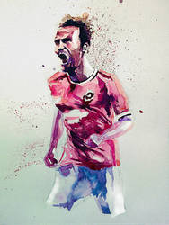 Juan Mata by sent-off