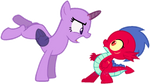 MLP Are you serious Ruby (Open Collab) by ShootingStarYT