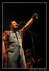 Hayseed Dixie at Loopallu 05 by almostkrap