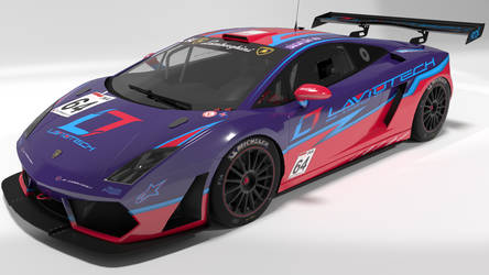 2013 Laviotech Racing Team GT Gallardo LP600 FL2 by BayuBaron