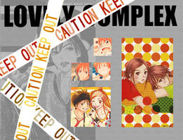 Lovely Complex Wallpaper II by tsarinelle