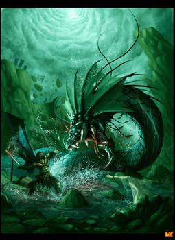 Destined for Valhalla by BAKART
