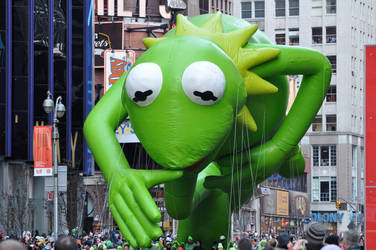 Kermit of Frog Here by 258293