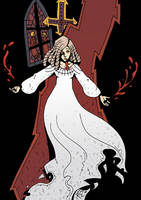 - Gift - Vampire Miria by K-Zlovetch