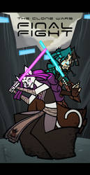 The Clone Wars - Final Fight by K-Zlovetch