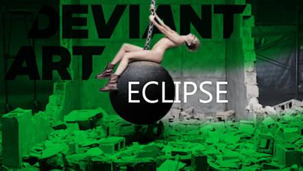 Thanks DeviantArt Eclipse by K-Zlovetch