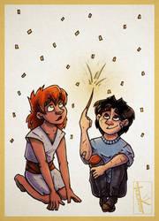 - Gift - Magic Birthday by K-Zlovetch