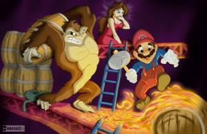 Donkey Kong by KileyBeecher