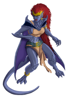 Demona by KileyBeecher